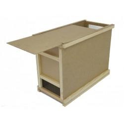 Ящик для транспортировки пчёл 4-х рамочный