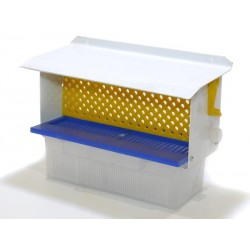 Пыльцесборник металлический 200 мм