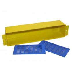 Годівниця внутрірамочная пластмасова 3 л