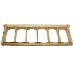 Комплект рамки для стільникового меду 435х145 по 6 шт.
