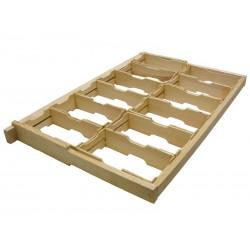 Комплект рамки для стільникового меду 435х300 по 12 шт.