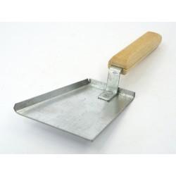 Скребок-лопатка из нержавеющей стали