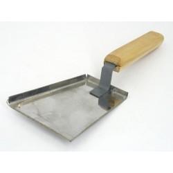 Скребок-лопатка из оцинковки
