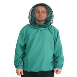 Куртка бджоляра з маскою євро, габардин