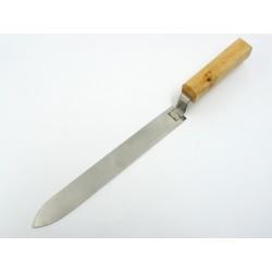 Нож пасечный нержавейка 250 мм
