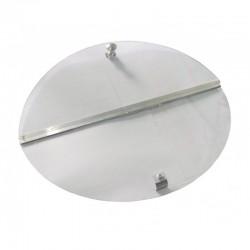 Крышка орг.стекло на 4-х рамочную медогонку