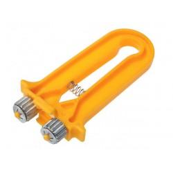 Пристосування для натяжки дроту «Хвиля» з пластмасовою ручкою