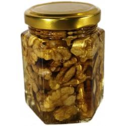 Мед с грецким орехом 230г