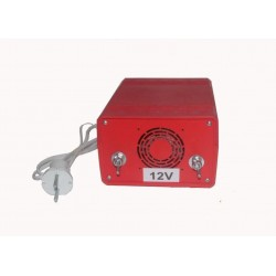 Блок питания на 12 вольт 300 Вт (для обогревателей ульев)