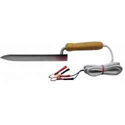 Нож пасечный электрический нержавейка 12V