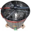 Медогонка 3-х рамочная нержавейка (Чарунка) с поворотными кассетами