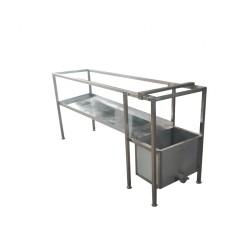 Стол для распечатывания рамок универсальный, Бистар