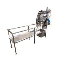 Полуавтоматический станок для распечатывания рамок + стол для распечатывания рамок, Бистар