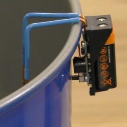Сигналізатор рівня наливу меду
