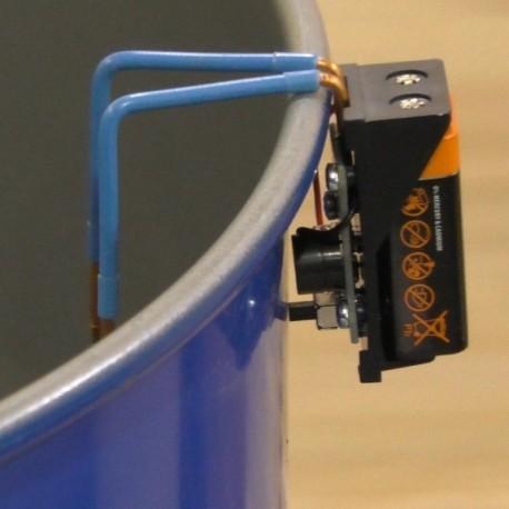 Сигнализатор уровня налива мёда