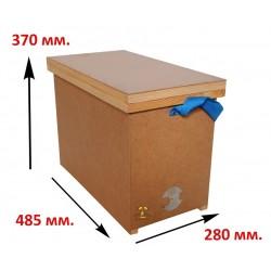 Ящик для перенесення рамок 6-ти рамковий