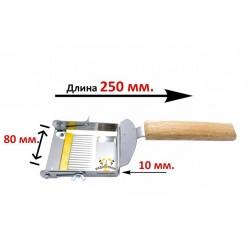Вилка розкладачка з деревяною ручкою