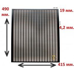 Разделительная решетка 10р  пластиковая  Лисонь