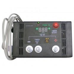 Блок питания с электронаващивателем и таймером 12V 100Вт