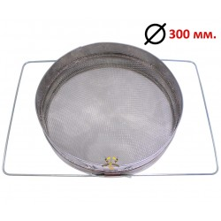 Фільтр для меду оцинкований D-300мм
