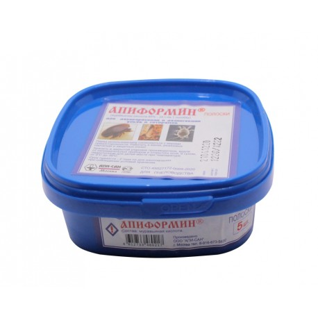 Апиформин акарицидные полоски 5 шт