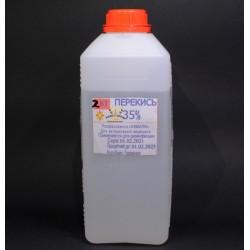 Перекис водню 35% (2кг)