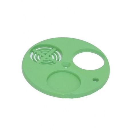 Летковый заградитель круглый пластмассовый 3-х элементный