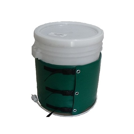 Декристаллизатор, роспуск мёда в ведре 10 л. Разогрев до +40°С