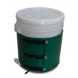 Декрісталлізатор, розпуск меду в відрі 21 л. Розігрів до + 40 ° С