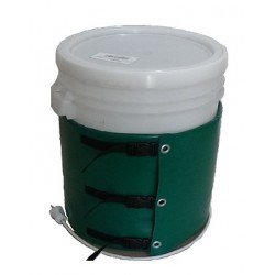 Декристаллизатор, роспуск мёда в ведре 40 л. Разогрев до + 40°С