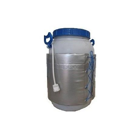 Декристаллизатор, роспуск мёда в пластиковой ёмкости 30л. Разогрев до + 40°С