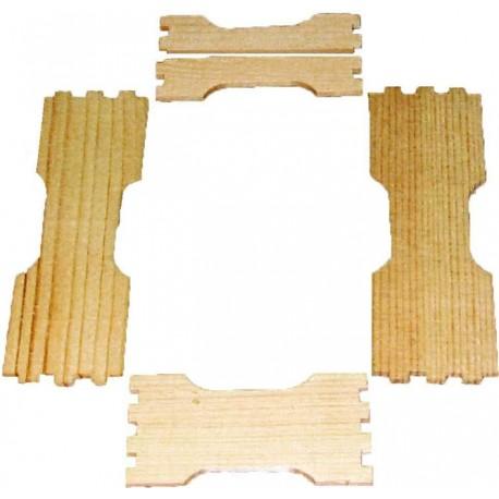 Заготовка рамки для сотового меда под рамку 435Х145 маленькая