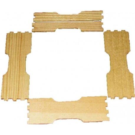 Заготовка рамки для сотового меда под рамку 435Х145 большая