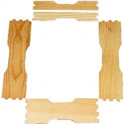 Заготовка рамки для сотового меда под рамку 435Х230 большая