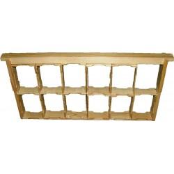 Комплект рамки для стільникового меду 435х230 по 12 шт.