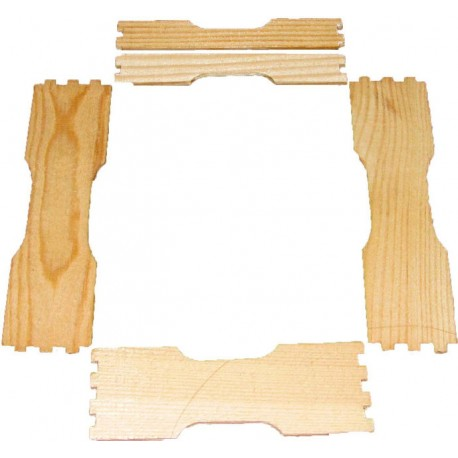 Заготовка рамки для сотового меда под рамку 435Х300 большая
