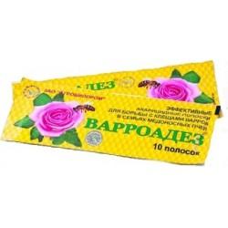 Varroadez (амітраз. Коріандрова олія), 10 дощок, Агробіопром