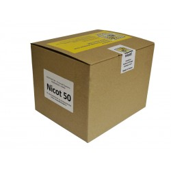 """Система """"Никот-50"""" (кассета, мисочки 110, цоколь 50, держатель 50, бигуди 50), Франция"""