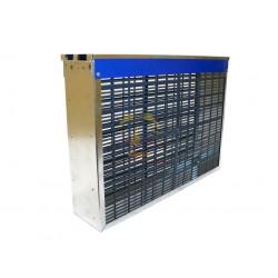 Пластмасовий на 2 рамки «дадан»